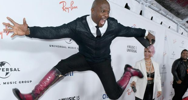 Terry Crews Our New Vbf