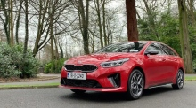 Our Test Drive: the Kia Proceed