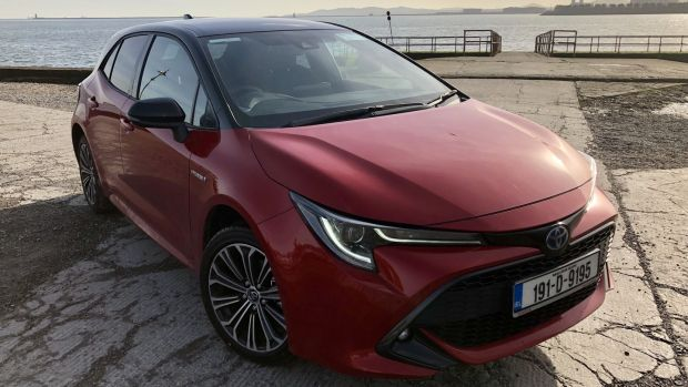 A Corolla that's pretty and fun to drive? We're gobsmacked