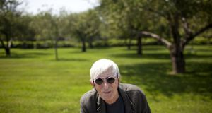 Tomi Ungerer in Amherst, Massachussets, in 2011. Photograph: Christopher Capozziello/The New York Times