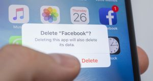 Had enough of Facebook? Photograph: Johannes Berg/Bloomberg via Getty Images