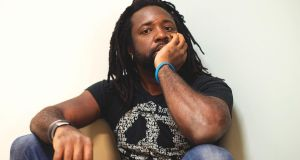 "Marlon James: ""A lot of people miss the humour in my books."" Photograph: Jeffrey Skemp / Four Colman Getty / PA Wire"