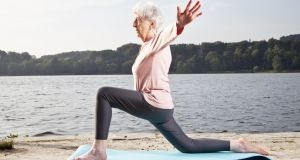 Some level of yoga can be practised by people of any age and physical capacity. In your 80s it is especially beneficial for suppleness, balance and strength