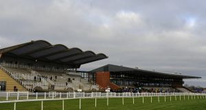 Racing will take place at Fairyhouse on Wednesday and will be open to British entries. Photo: Alan Crowhurst/Getty Images