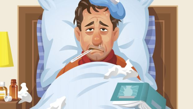 Perhaps adults shouldn't be over-treated with fever-reducing drugs until body temperature rises to 39.5 degrees. Illustration: iStock