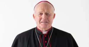 The new Bishop of Clogher Larry Duffy