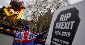How Ireland manages Brexit, whatever shape it might take, will be important for assessing Irish credit fundamentals, the ratings agency has warned. Photograph: Reuters/Toby Melville