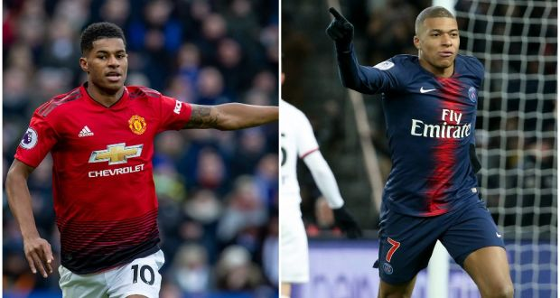 Rashford And Mbappe Set For Battle Of The Kids At Old Trafford