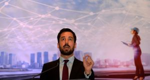 Minister for Housing Eoghan Murphy: the department has been seeking ways to make it less attractive for people to turn down offers of social housing. Photograph: Dara Mac Dónaill / The Irish Times