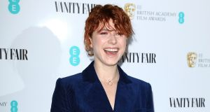 "Irish actor Jessie Buckley makes Forbes's ""30 under 30"" list. Photograph: Tim Whitby/Getty Images"