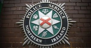 PSNI arrested the man and woman on suspicion of murder on Saturday morning