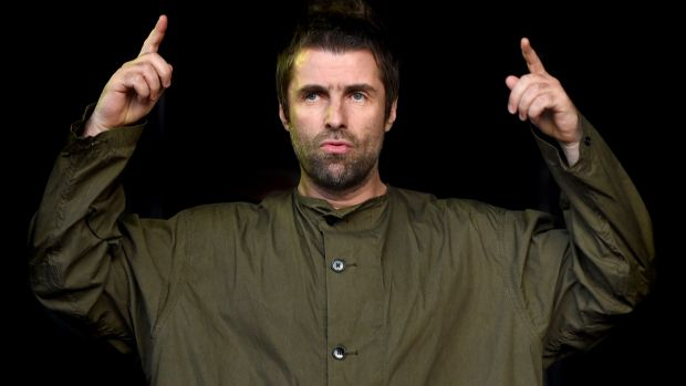 Liam Gallagher has announced he will play in Ireland this June. Photograph: Shirlaine Forrest/Getty Images