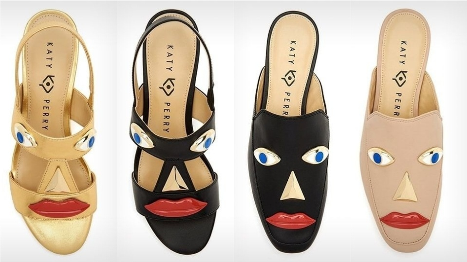 b29d5ba4de00 Katy Perry pulls shoes in latest  blackface  fashion controversy