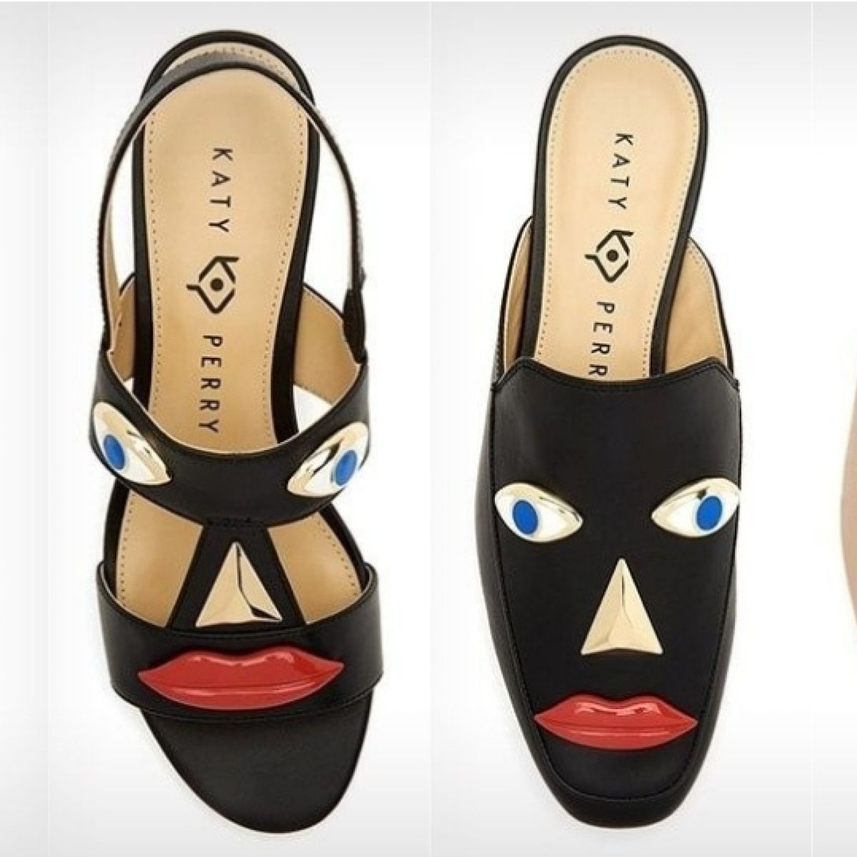 Katy Latest 'blackface' In Perry Pulls Shoes Fashion Controversy Kl1JcF