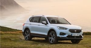Seat's new Tarraco joins the battle of the seven-seat SUVs