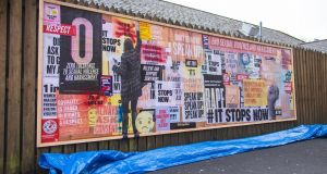 A mural calling for the end to sexual violence and harassment in third-level institutes was recently unveiled at University of Limerick.