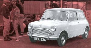 The Mini became a symbol of freedom and fun. Photograph: GP Library/UIG via Getty Images