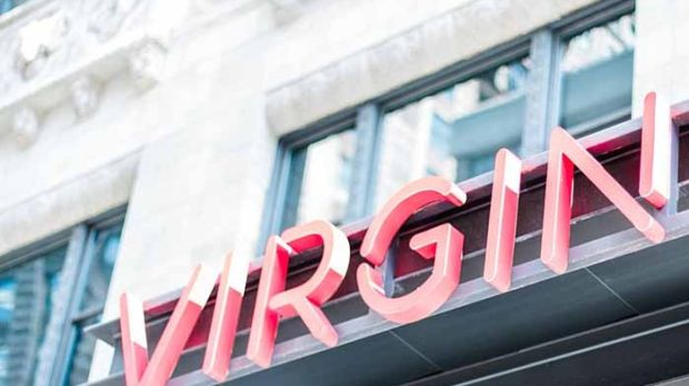 Virgin hotel in Chicago