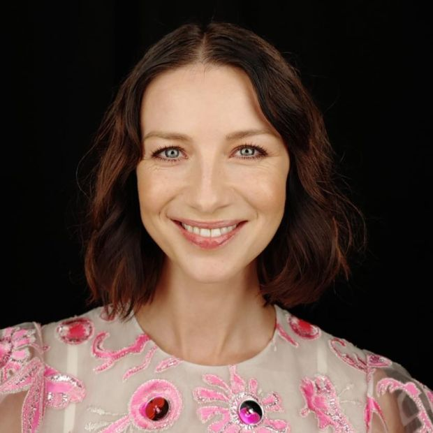 Caitriona Balfe: the Irish actor has been nominated for four Golden Globes in a row. Photograph: Neilson Barnard/Bafta LA/FilmMagic/Getty