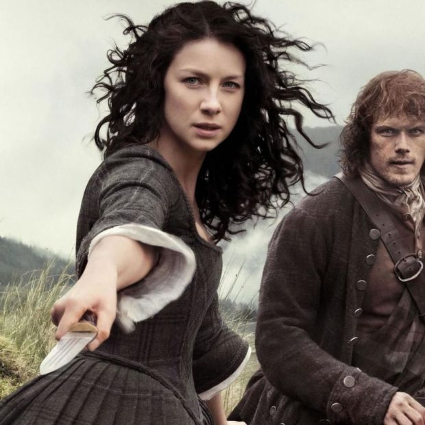Caitriona Balfe: the actor with Sam Heughan in Outlander