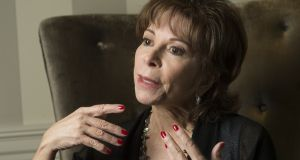 "Isabel Allende: ""The only truly infallible aphrodisiac"", she says, ""is love"".  Photograph: Nikki Kahn/ The Washington Post via Getty Images"
