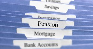 The Government has suggested capping annual fees for pension management  at 0.5 per cent, so someone with a fund worth €1,000 would pay charges of €5 a year.