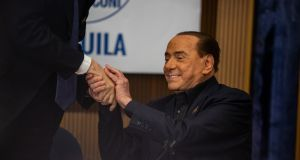 Silvio Berlusconi  said last month that he will stand in the European Parliament elections in May after a ban from holding public office was lifted by a Milan court last year.