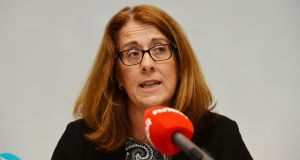 Anne O'Connor, HSE interim director general, will appear before the Oireachtas Health Committee on Wednesday morning. File photograph: Alan Betson/The Irish Times.