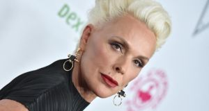 Brigitte Nielsen on older motherhood: 'Some people find it ridiculous, some find it awful, and some love it.' Photograph: Axelle/Bauer-Griffin/FilmMagic/Getty
