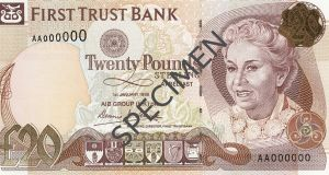 First Trust cited commercial reasons for the decision to cease printing its own banknotes.