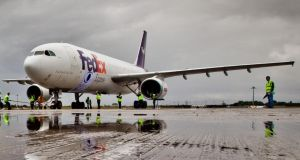 ASL Aviation handles cargo for international businesses such as FedEx and DHL. Photograph: Maxwells