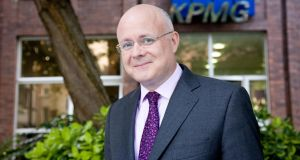 KPMG managing partner Shaun Murphy said the time was now right to begin planning for a new home for the accountancy practice. Photograph: Mark McCall