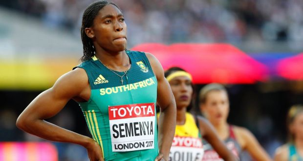 IAAF deny report they want to classify Caster Semenya as biological male