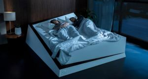 Ford's stay-in-your-lane mattress: there are other things couples do in bed apart from sleeping, which involve being quite close together, and during which being 'nudged' probably isn't ideal