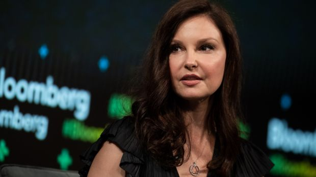 Actor Ashley Judd has been one of Harvey Weinstein's most vocal accusers. File photograph: Mark Kauzlarich/Bloomberg via Getty Images