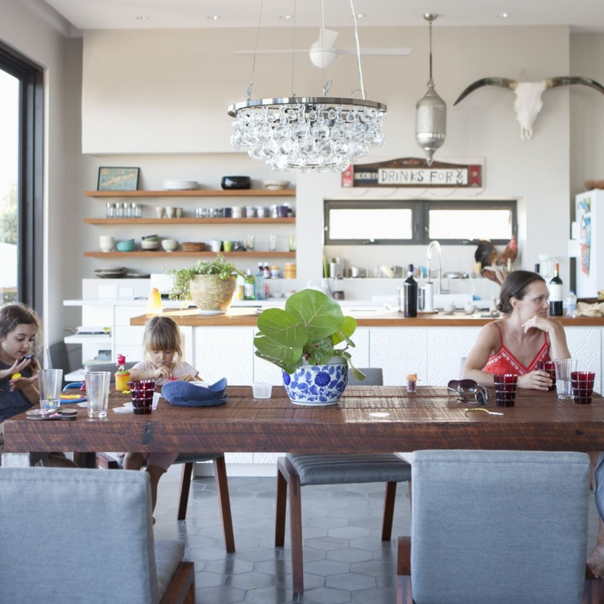 Supersize ovens and going green: designers on new kitchen trends