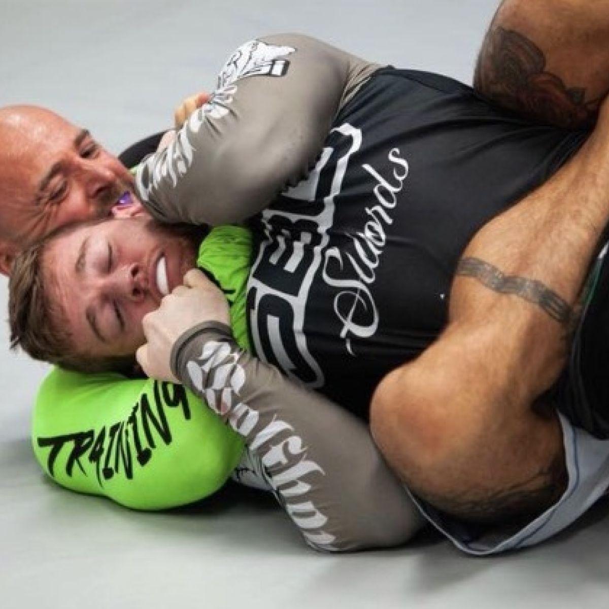 Why I love       Brazilian jiu-jitsu