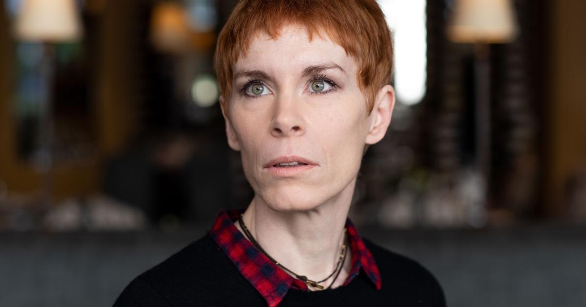 Tana French: the Irish crime author's new novel is The Wych Elm. Photograph: Tom Honan
