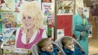 Dolly Parton's charity offers free books to children of Tallaght