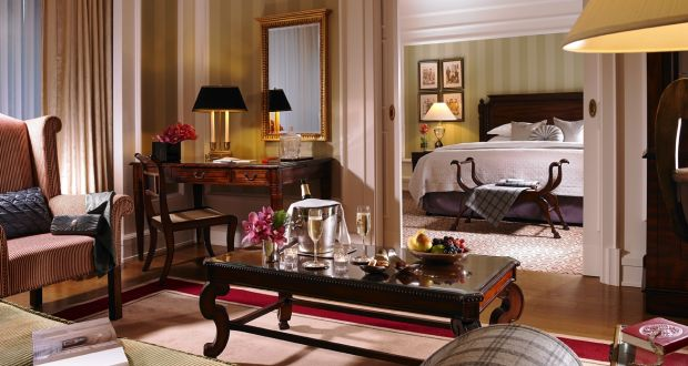 Powerscourt Hotel Resort & Spa wants you to Snuggle Up with their latest package until March 31th.