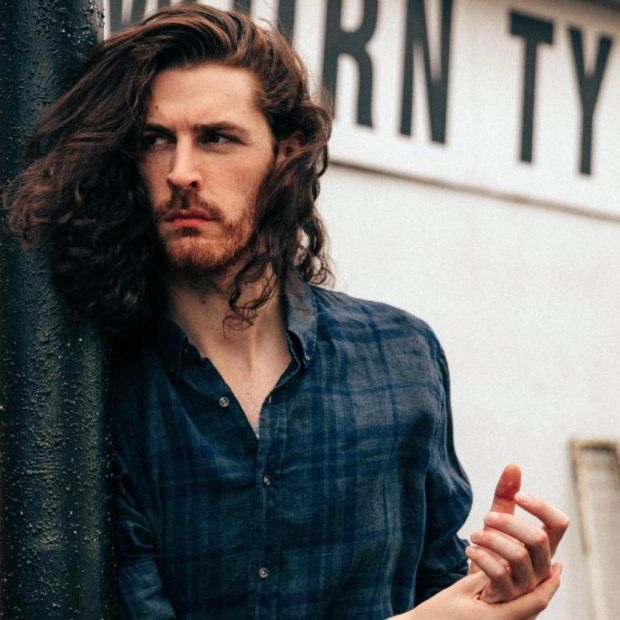 Hozier: on songs such as Wasteland, Baby! he brings together world problems with the intimacy of love