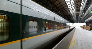 Taking the train: six stories from the Belfast to Dublin line