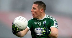 Gaoth Dobhair's Kevin Cassidy: 'We had a long campaign with county and Ulster, so we rested the bodies and then we were mad to get back' Photograph: Bryan Keane/Inpho