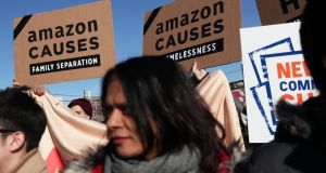 In New York, public polling as recently as last week showed that a majority of New Yorkers supported the state's deal with Amazon. But Amazon's opponents among community groups, unions and public officials were fierce, and they held the power to stymie the deal.