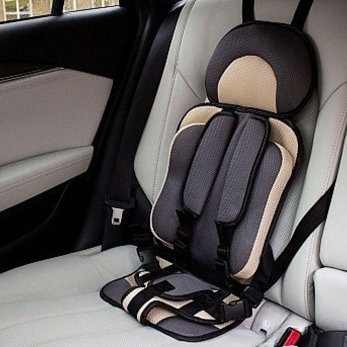 Illegal child car seats on sale via