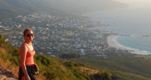 Niamh NicLiam grew up in Blackrock near Dundalk but now lives in Cape Town