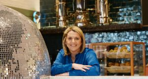 Avoca managing director Tara O'Neill  in  the company's new Ballsbridge foodie venture. Photograph:  Alan Betson