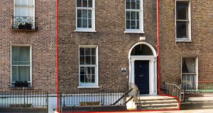 22 Lower Leeson Street in Dublin 2 is guiding €1.8 million through agent Knight Frank
