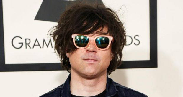 Disputing the allegations: Ryan Adams. Photograph: Mario Anzuoni/Reuters