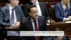 Varadkar talks of 'low-balling' contractors in the the Dáil
